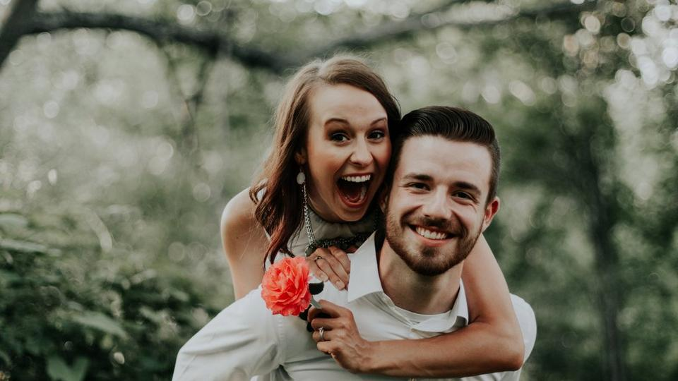 excited-wedding-couple